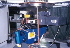Hanle Faint Object Spectrograph Camera