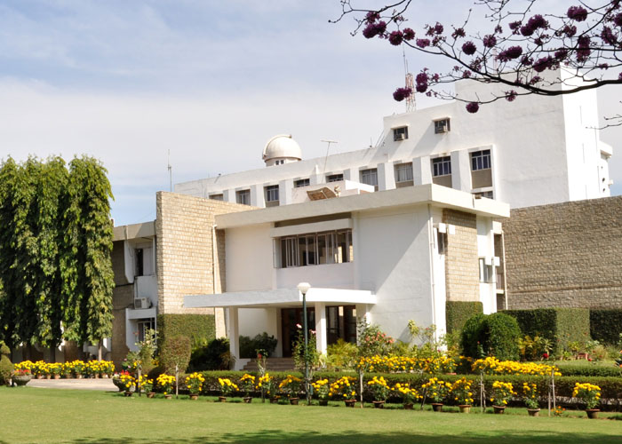 Indian Institute of Astrophysics at Bangalore