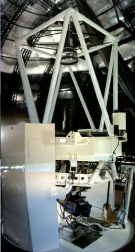 the Himalayan Chandra Telescope