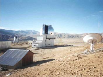 The 2-m Himalayan Chandra Telescope